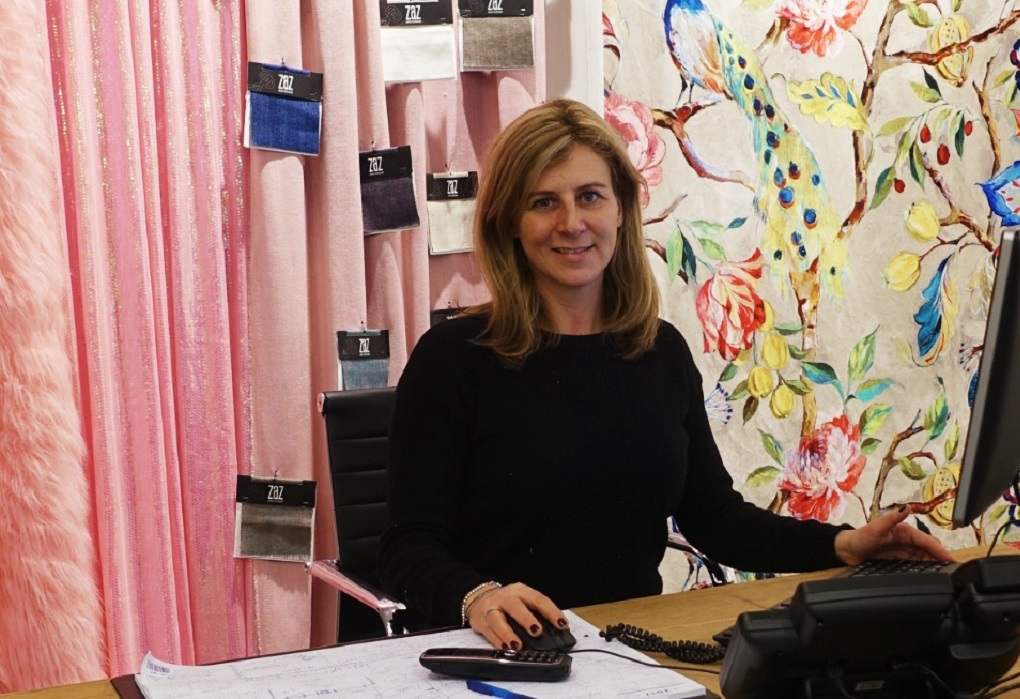 Sharon van Vessem–Keller, eigenaar de Kniphal