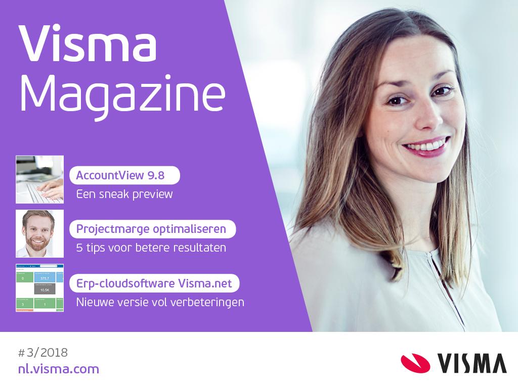 Visma Magazine #3/2018