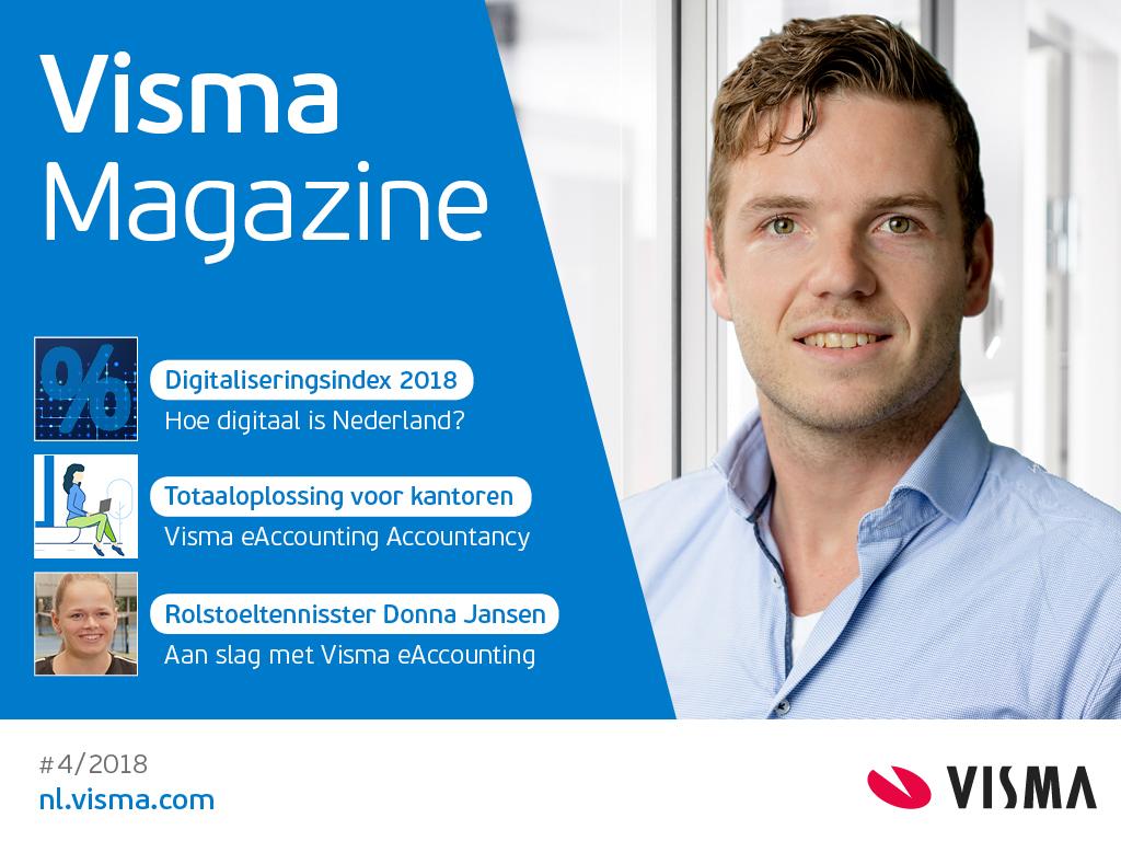 Visma Magazine #4/2018