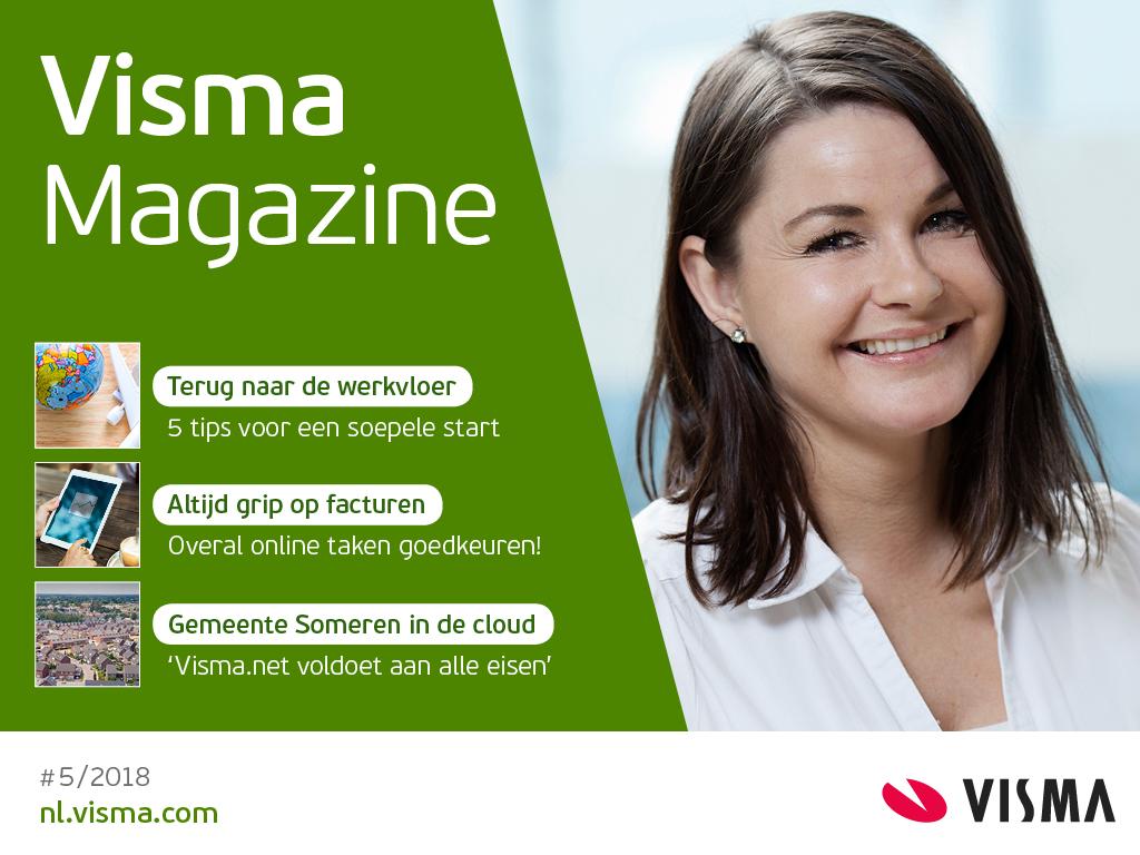 Visma Magazine #5/2018