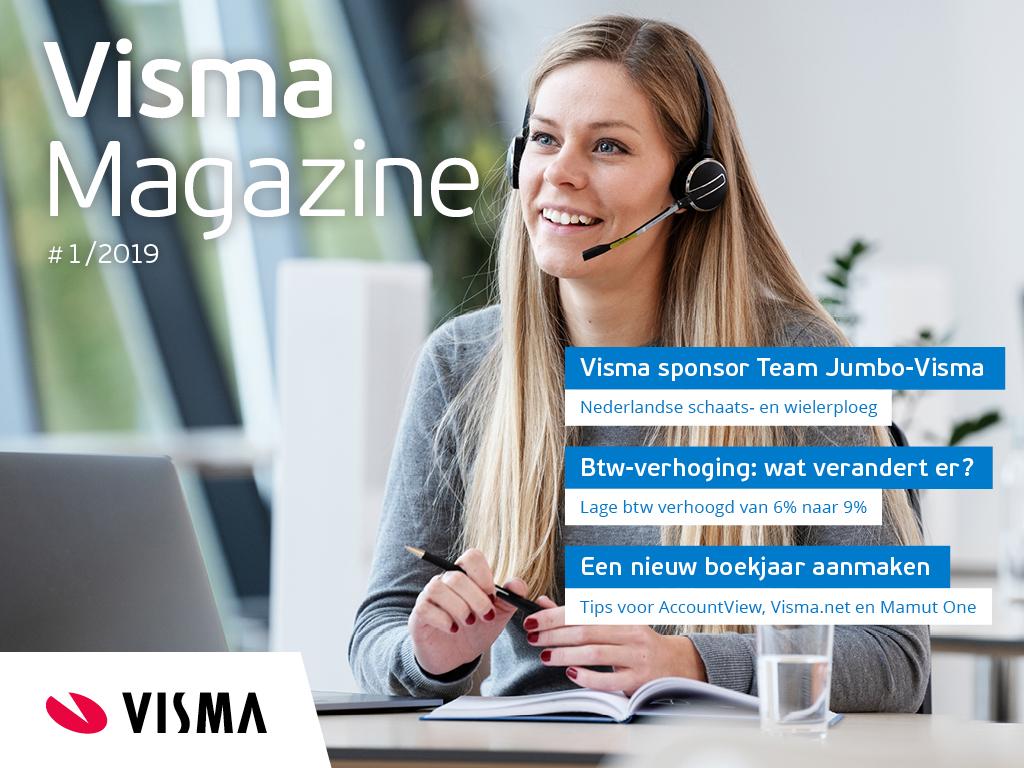 Visma Magazine #1/2019