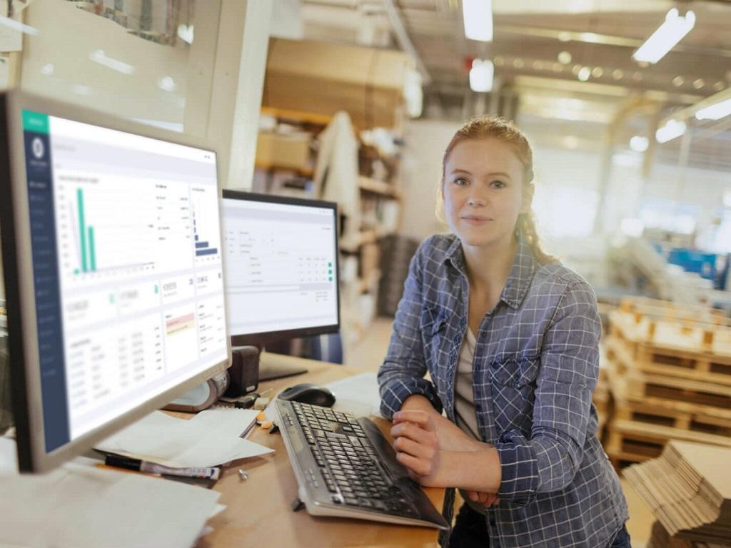 Visma eAccounting met Brincr groothandelsoftware