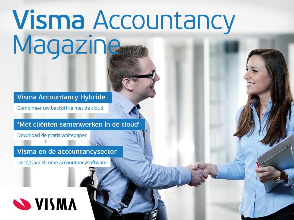 Visma Accountancy Magazine - mei 2019