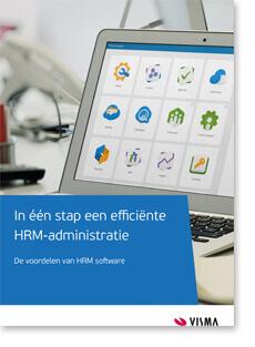 In één stap een efficiënte HRM-administratie
