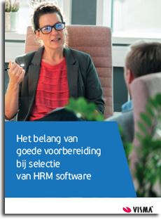 goede voorbereiding bij selectie HR software