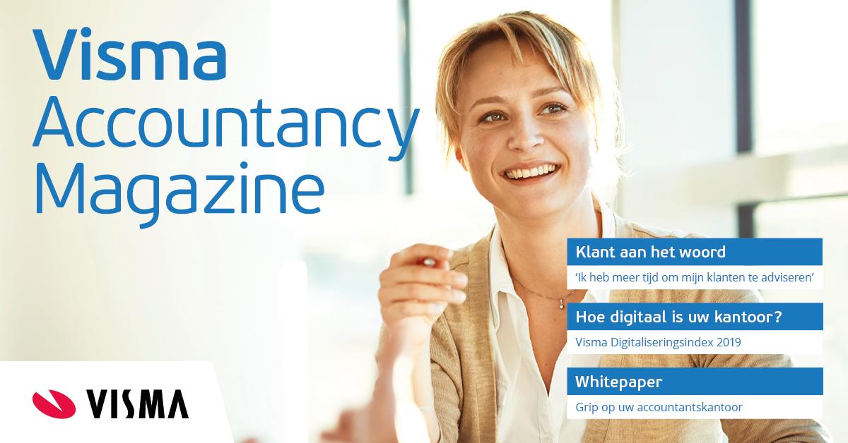 Visma Accountancy Magazine #2/2019