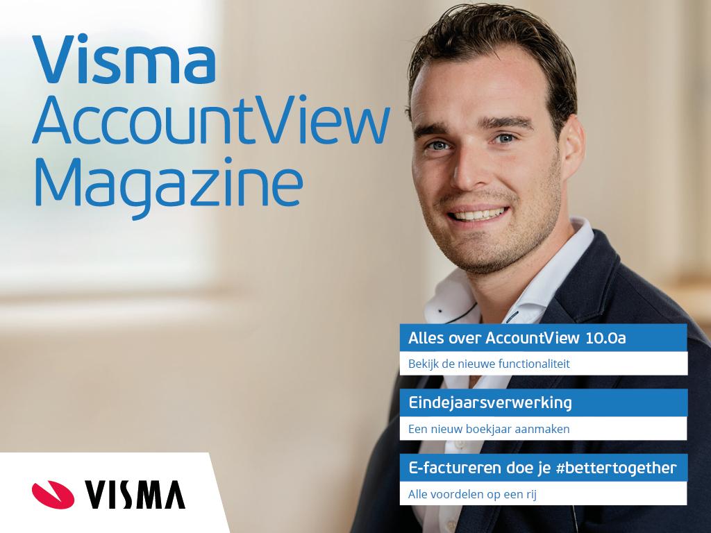 Visma AccountView Magazine