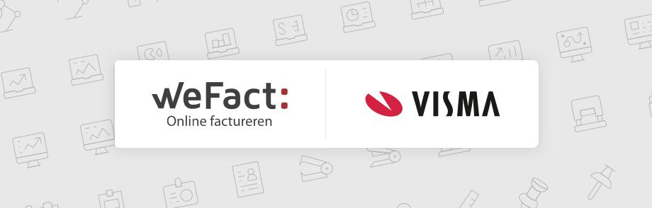 WeFact en Visma eAccounting