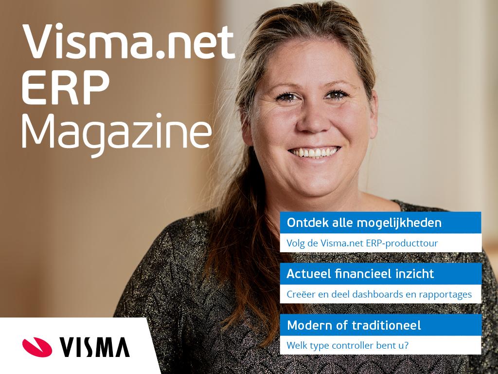 Visma.net ERP Magazine #1/2020