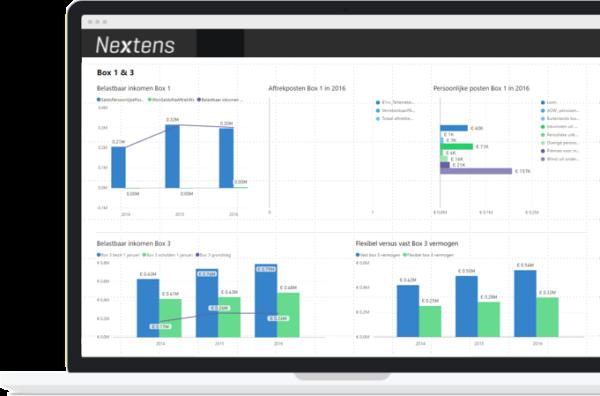 Nextens-software