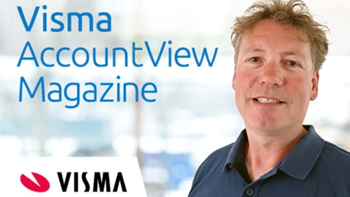 Lees het nieuwste Visma AccountView Magazine!