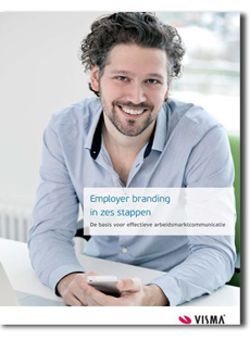 Employer branding in zes stappen
