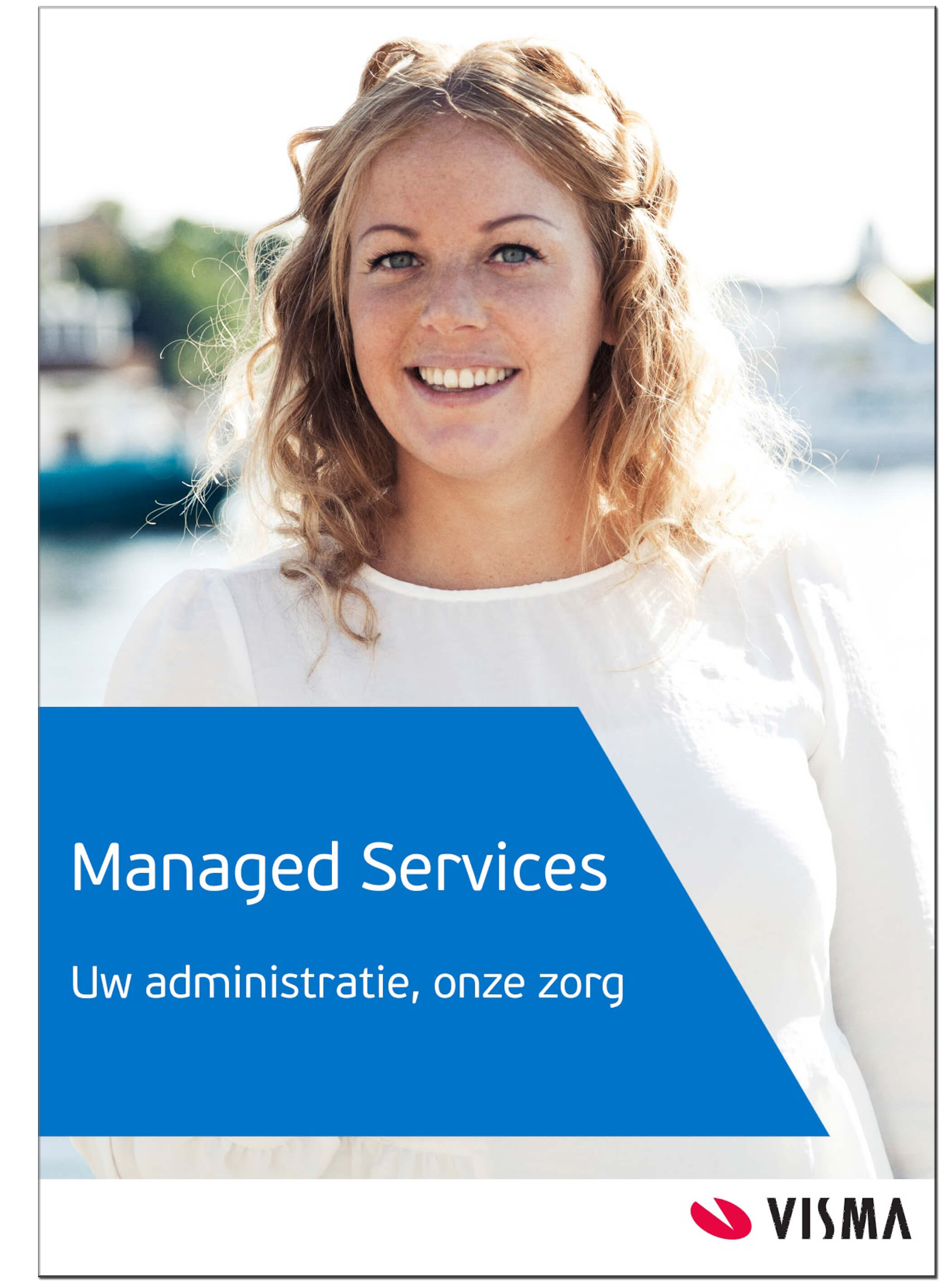 Managed Services - Visma brochure