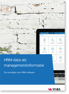 HRM-data als  managementinformatie