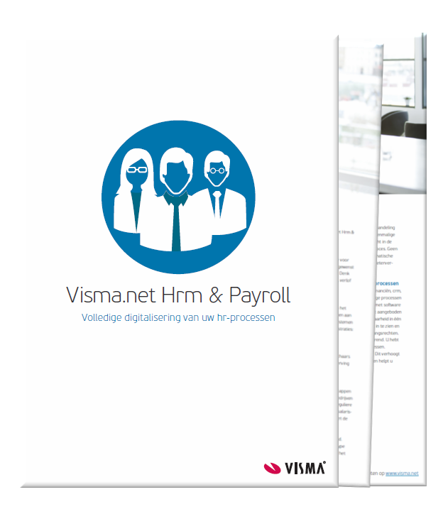 Factsheet HRM Payroll Visma Software
