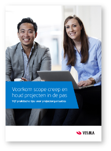 Whitepaper Voorkom scope creep en houd projecten in de pas