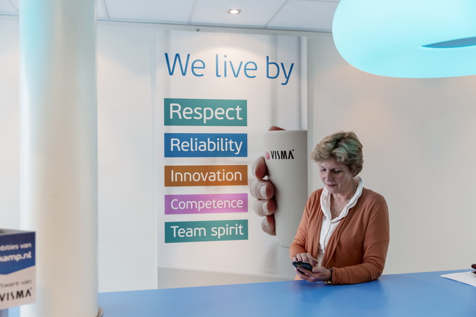 Visma values