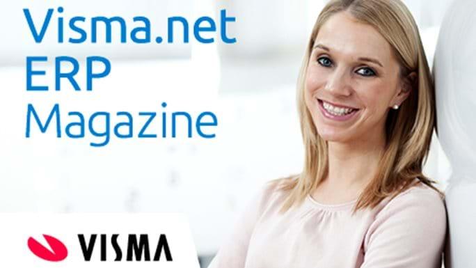 Lees het nieuwste Visma.net ERP Magazine!