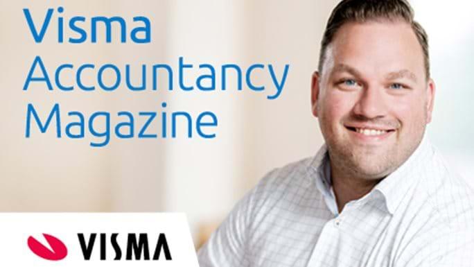Lees het nieuwste Visma Accountancy Magazine!